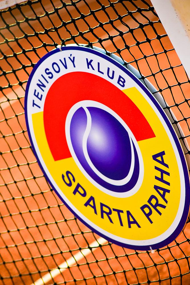 Logo pořadatele TK Sparta Praha