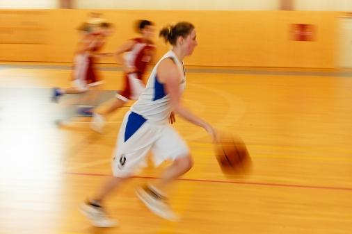 """BK P?elou? - ?eny, S?B Pardubice """"B"""", basket, P?elou?, sport"""