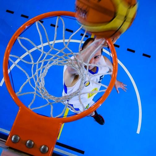 P?elou?, portŽt, sme?e, basketbal, Had?i