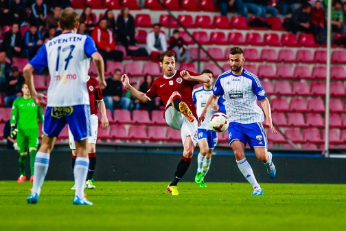 AC Sparta Praha, FC Znojmo, Gambrinus liga, fotbal, sport
