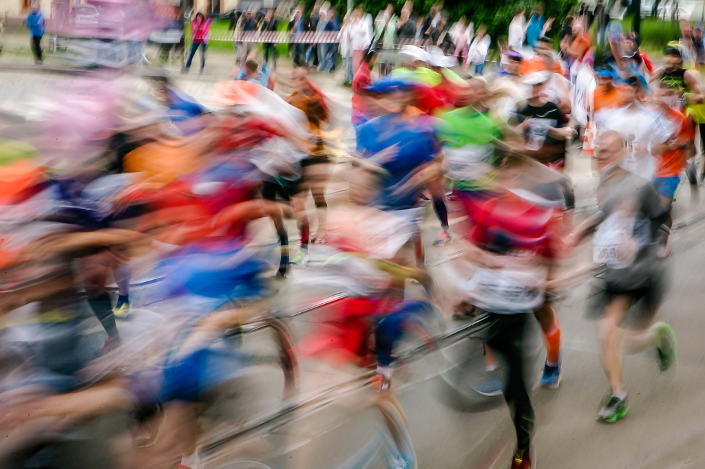 Prague Marathon 2014, atletika, b?h, Praha